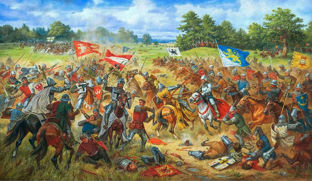 История и значение Грюнвальдской битвы
